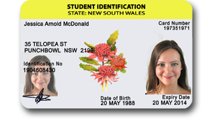 nsw fake id